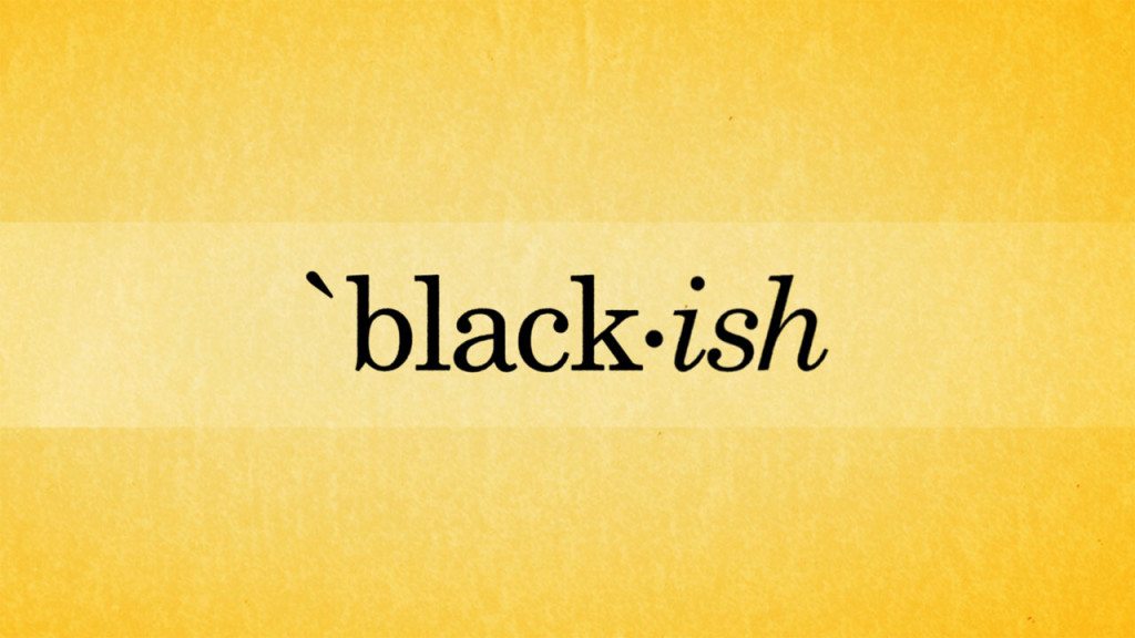 Blackish - logo