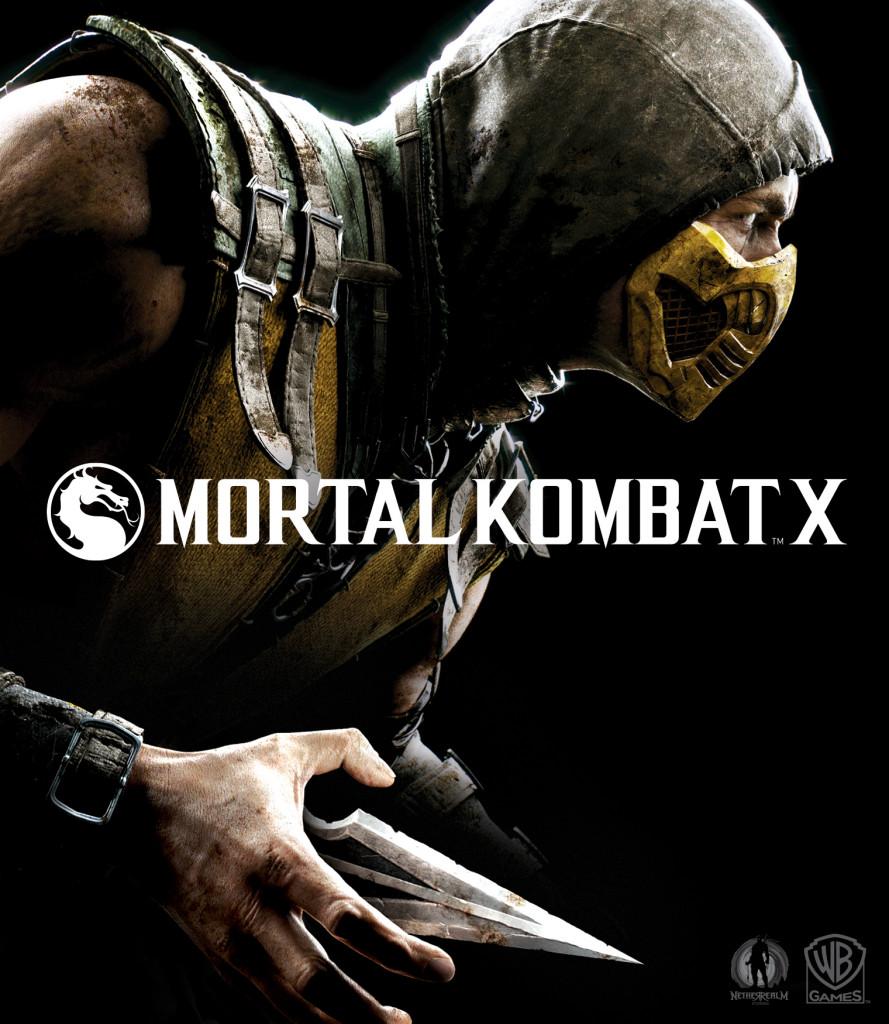 Mortal Kombat X - key art