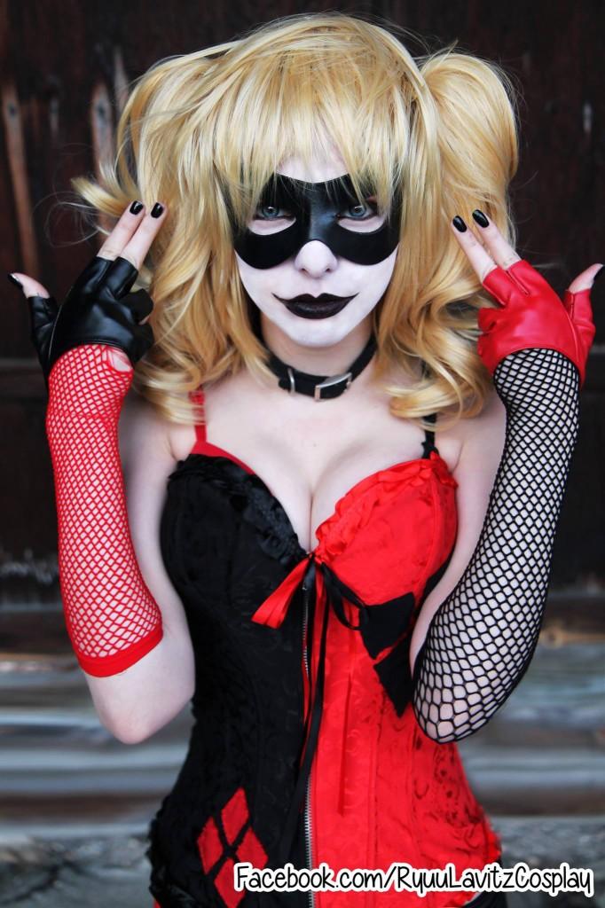 Ryuu Lavitz - Harley Quinn