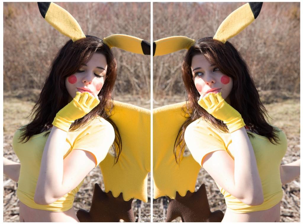 Ryuu Lavitz - Pikachu