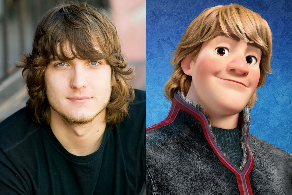 Once Upon a Time - Scott Michael Foster cast as Kristoff