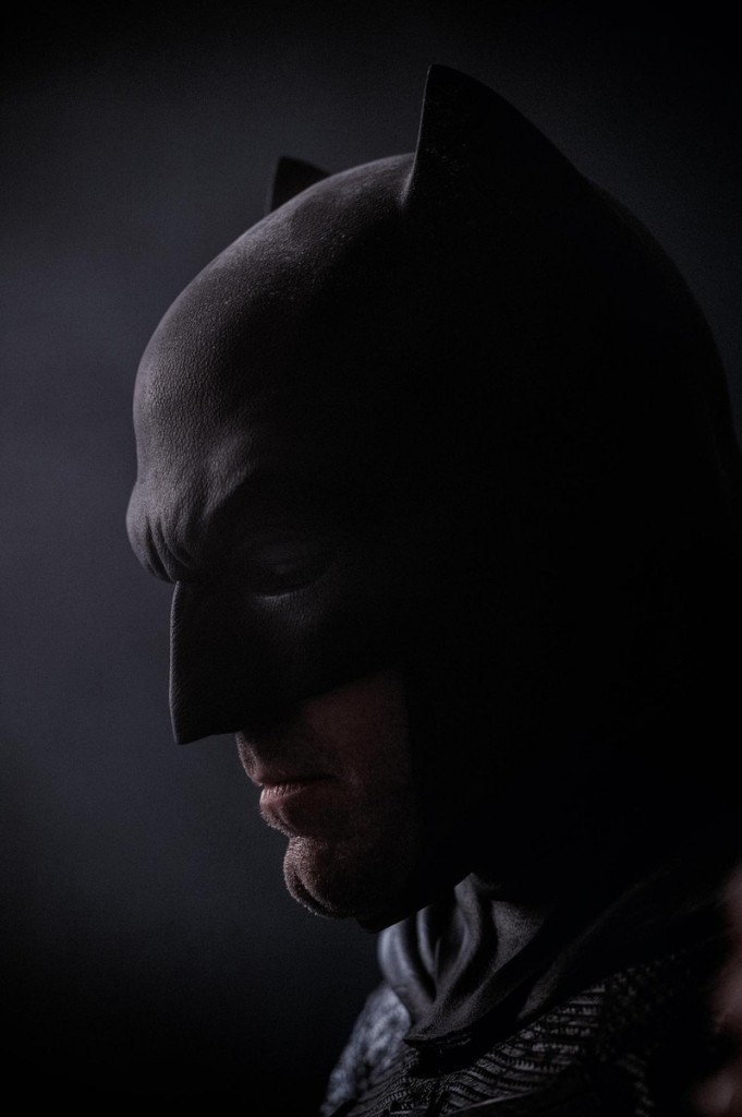 Batman v Superman - Ben Affleck as Batman headshot