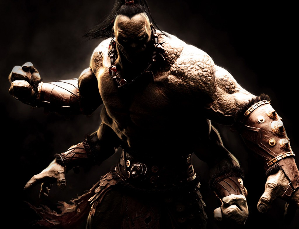Mortal Kombat X - Goro reveal