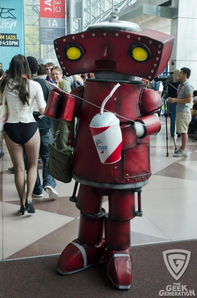 NYCC 2013 -  Bad Robot