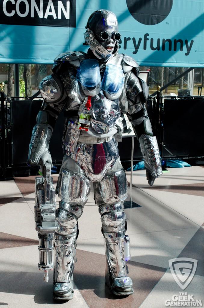 NYCC 2013 - Mr Freeze