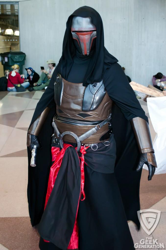 NYCC 2013 - Star Wars villain 1