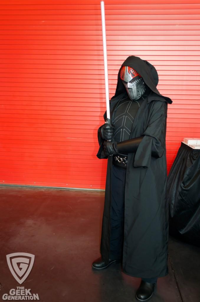 NYCC 2013 - Star Wars villain 2