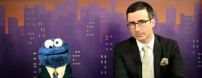 Mashable has teamed up with Sesame Workshop once again to encourage families to explore the wonderful world of words, with John Oliver helping out.