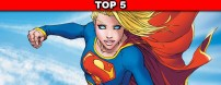 With a Supergirl series in development for CBS, here are my Top 5 choices to play the Girl of Steel.
