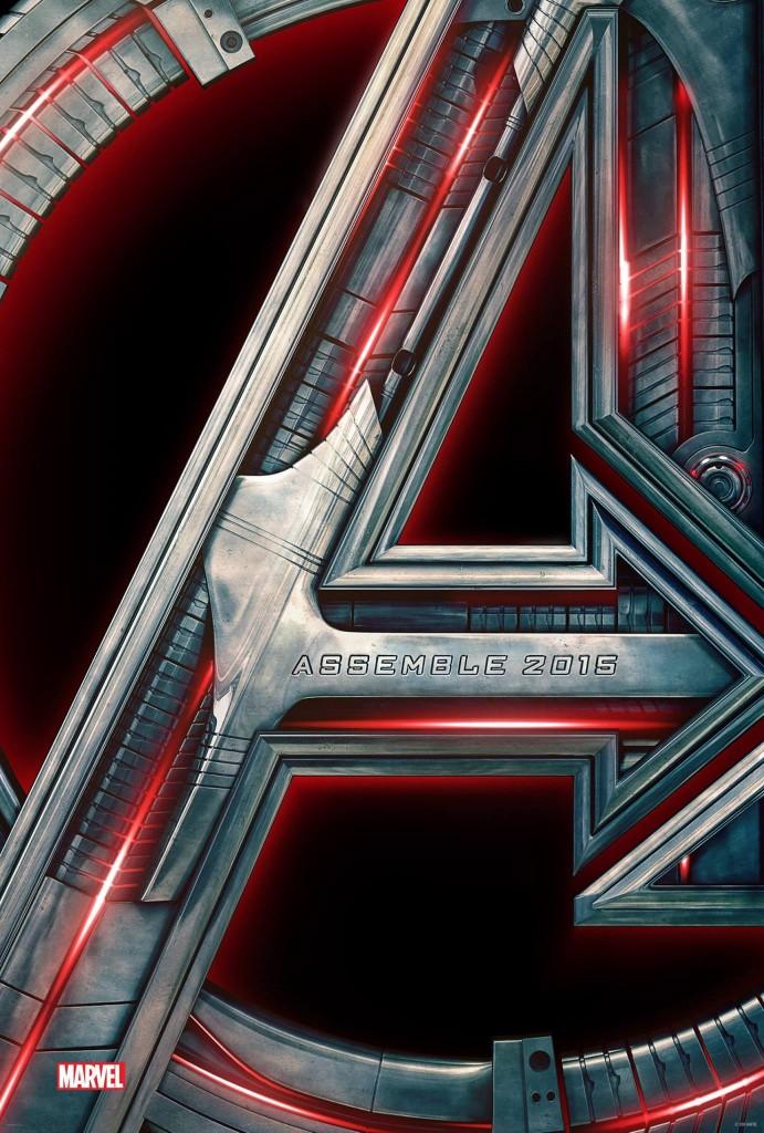 Avengers Age of Ultron - teaser poster