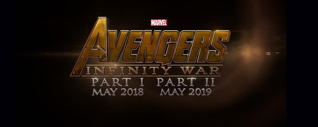 Avengers Infinity War - logo