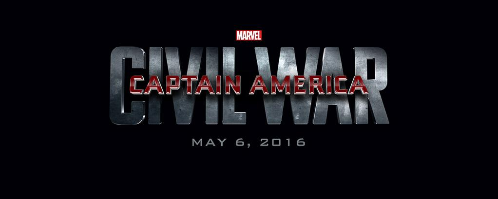 Captain America Civil War - logo