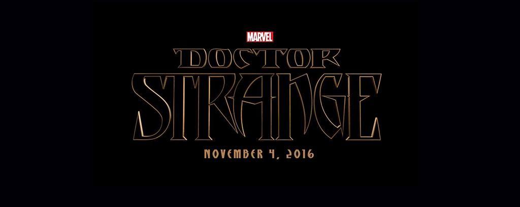 Doctor Strange - logo