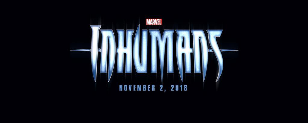 Inhumans - logo