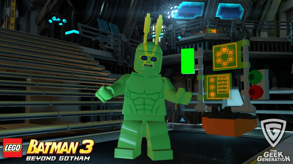 LEGO Batman 3 - Ambush Bug