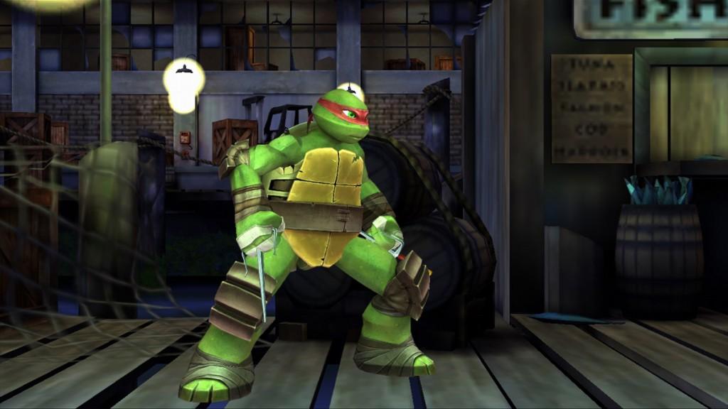 Teenage Mutant Ninja Turtles - Danger of the Ooze - Raph screenshot
