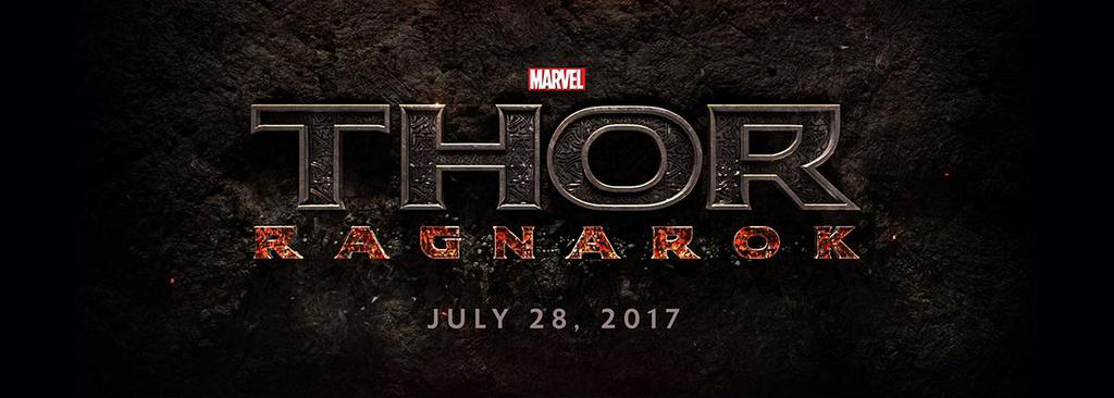 Thor Ragnarok - logo