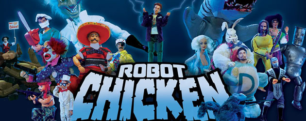 Watch our interview with Breckin Meyer about Robot Chicken from New York Comic Con 2014.