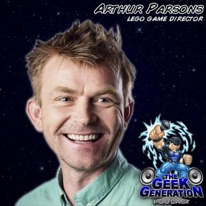 Arthur Parsons - The Geek Generation