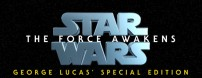 What if George Lucas was allowed to make a Special Edition of the Star Wars: The Force Awakens teaser trailer??