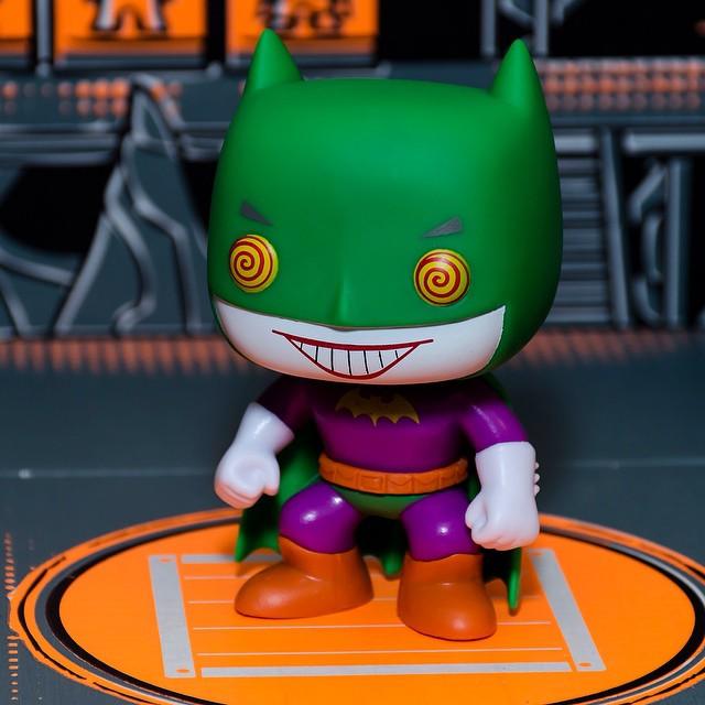 Got my first #LootCrate today, which had this amazing Joker Batman Funko Pop inside. Good timing. #Batman #Joker #Funko