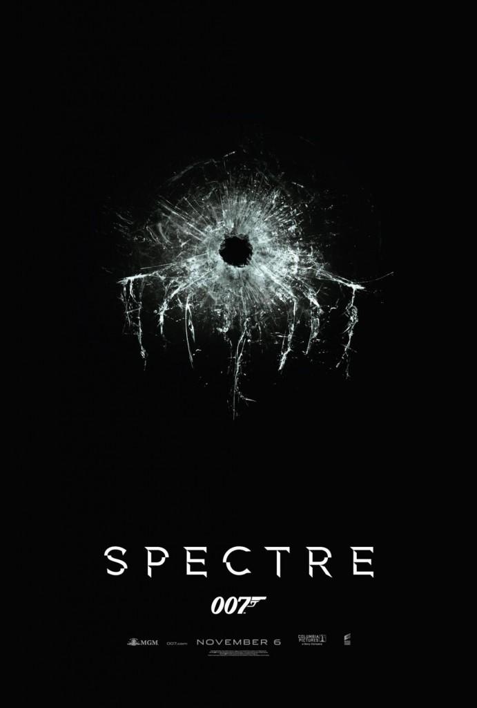 James Bond Spectre - poster