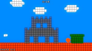 Mario Ping Stage