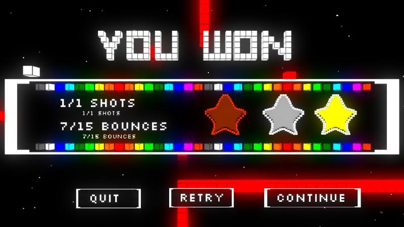 You Won Screen   Ping ...