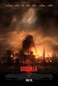 Godzilla - poster