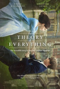 The Theory of Everything - poster