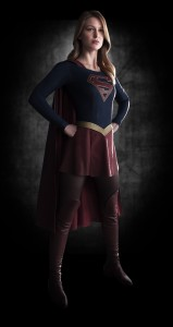 Supergirl - first look - full body