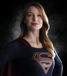 Supergirl - first look - headshot