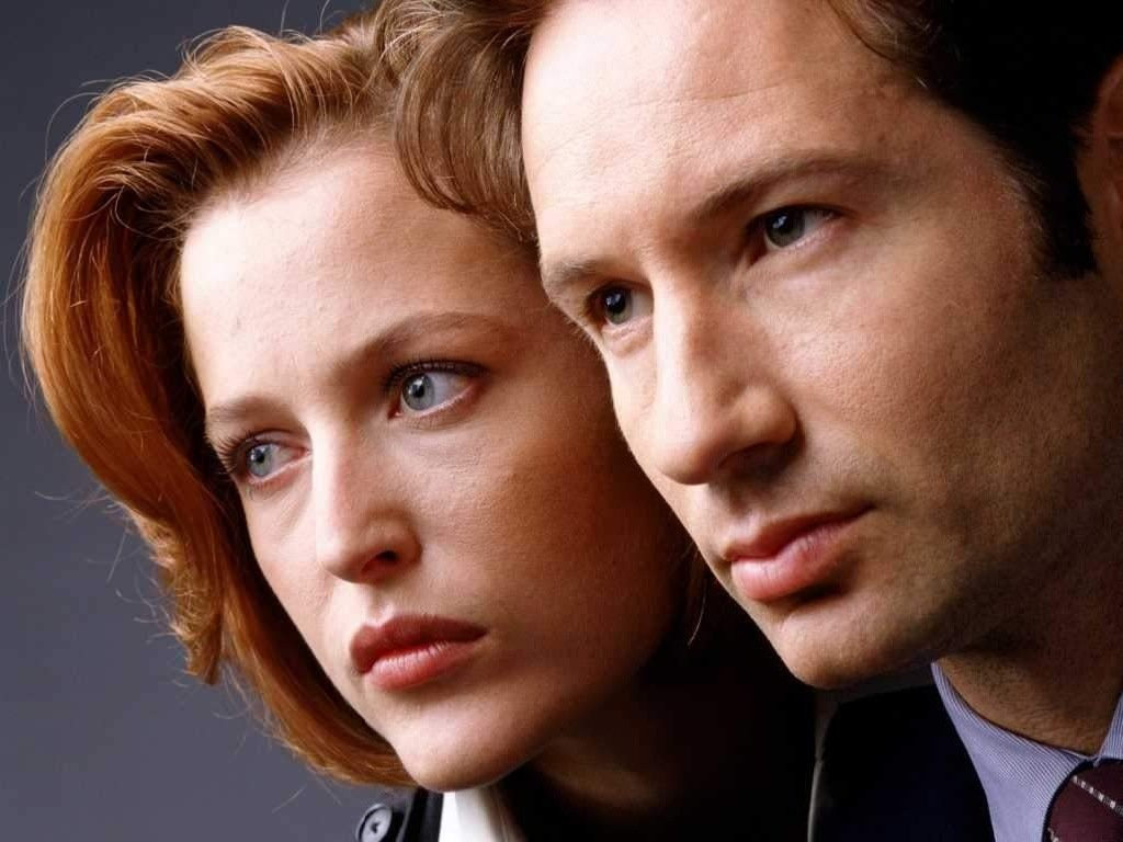 The X-Files - Mulder and Scully