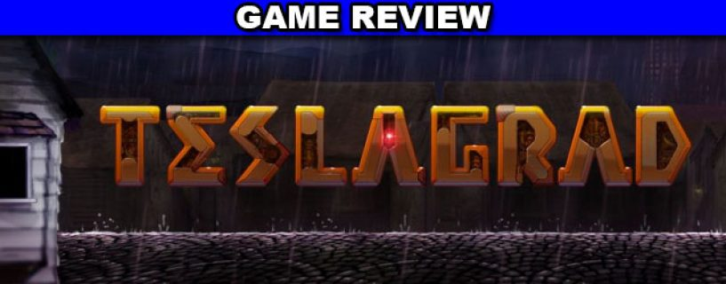 Teslagrad – game review