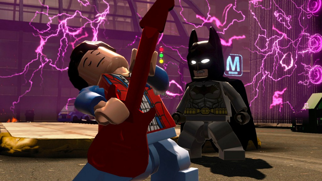 LEGO Dimensions - Marty and Batman
