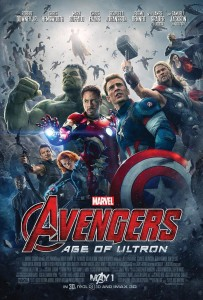 Avengers Age of Ultron - poster