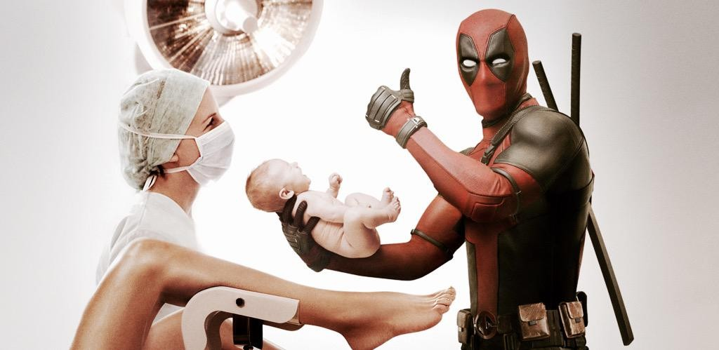Deadpool - Happy Mothers Day