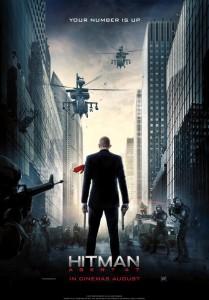 Hitman Agent 47 - poster