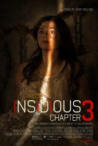 Insidious Chapter Three - poster