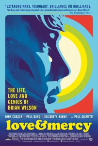 Love and Mercy - poster