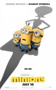 Minions - poster