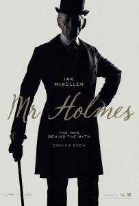 Mr Holmes - poster