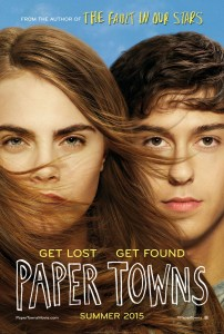 Paper Towns - poster
