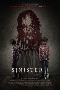 Sinister Two - poster