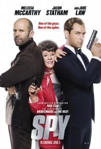 Spy - poster