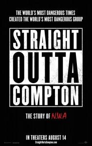 Straight Outta Compton - poster