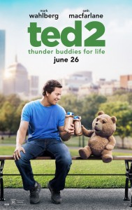 Ted 2 - poster