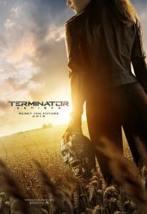 Terminator Genisys - poster