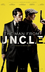 The Man From UNCLE - poster