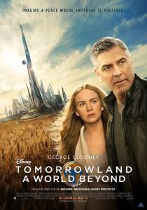 Tomorrowland - poster